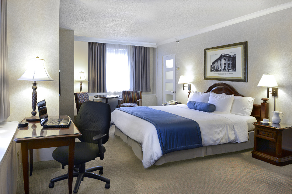 Best Western Ville Marie Montreal Hotel And Suites