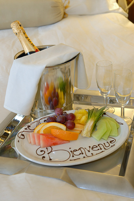 Room Service: Montreal Accommodation