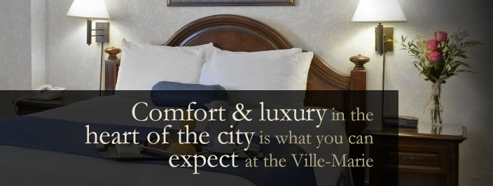 Montreal Hotel Rooms | Montreal Accommodation | Accommodations