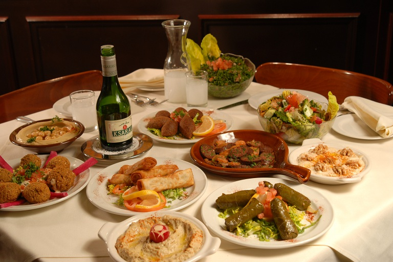 Restaurant montr al restaurant libanais best western - Cuisine libanaise montreal ...