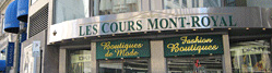 Hotel Montreal | Les Cours Mont-Royal Shopping Centre